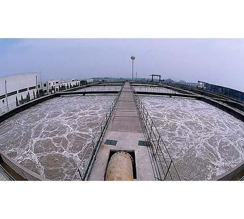 污水厂水池处理
